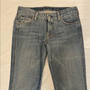 7 For All Man Kind Women's Jeans Size 27